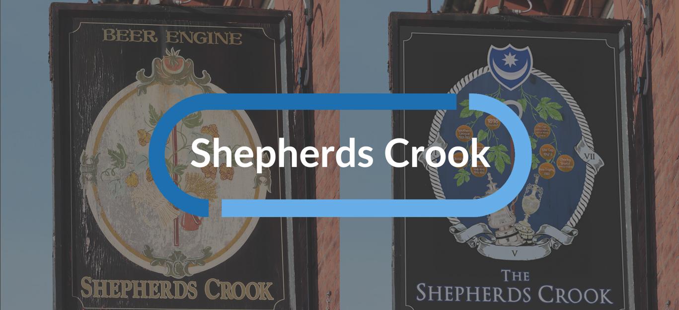 crook-sign